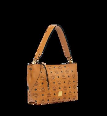 MCM Klara Shoulder Bag in Visetos Alternate View 2