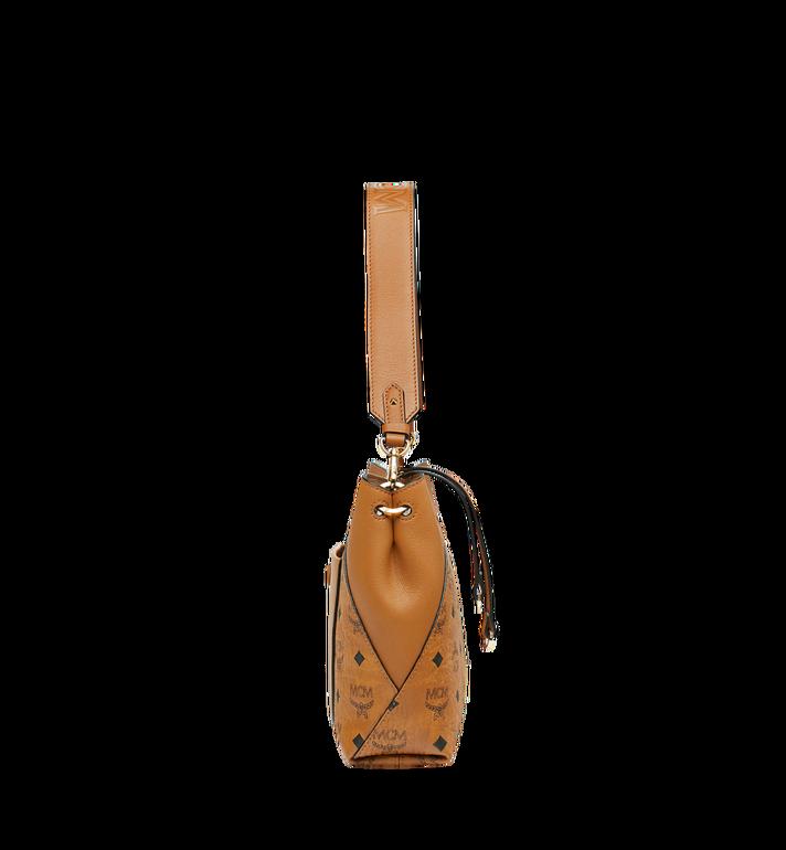 MCM Klara Shoulder Bag in Visetos AlternateView3