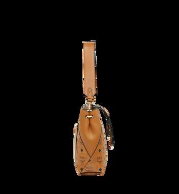 MCM Klara Shoulder Bag in Visetos Alternate View 3
