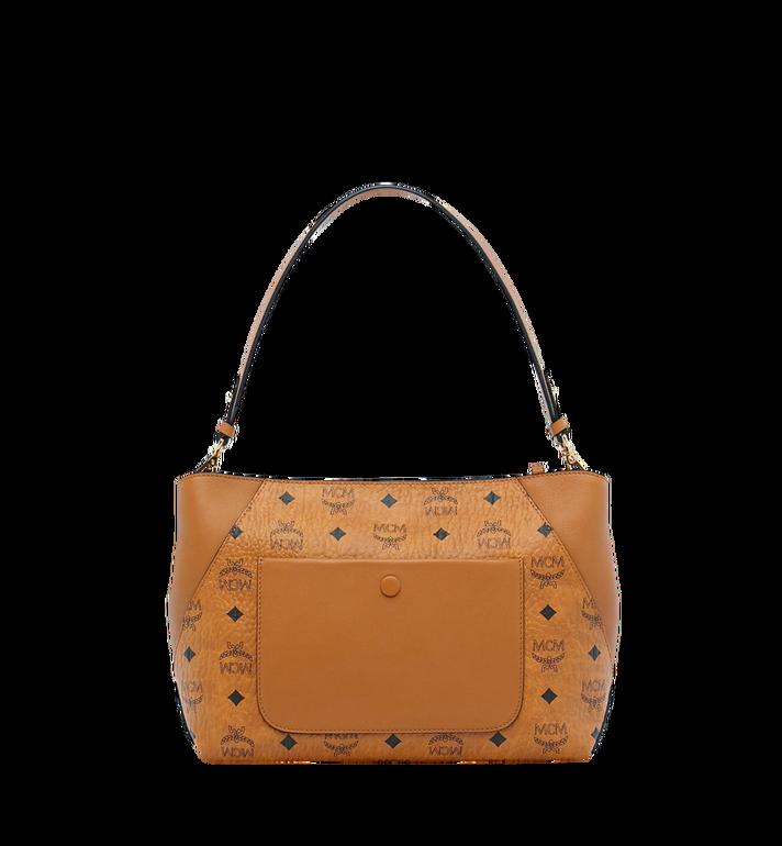MCM Klara Shoulder Bag in Visetos AlternateView4