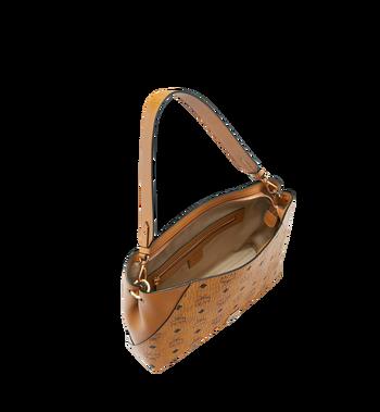 MCM Klara Shoulder Bag in Visetos Alternate View 5