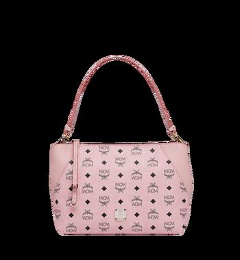 MCM Klara Shoulder Bag in Visetos MWS9SKM69PZ001 AlternateView