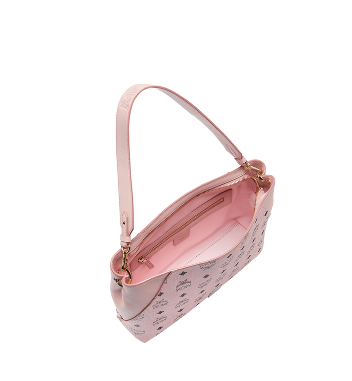 MCM Klara Shoulder Bag in Visetos AlternateView5
