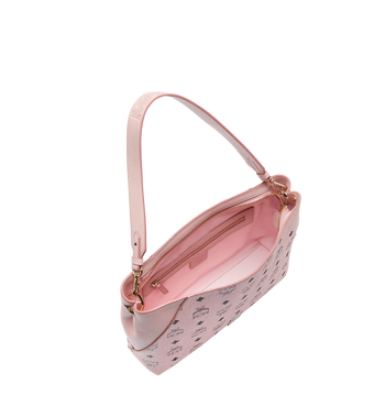 MCM Klara Shoulder Bag in Visetos MWS9SKM69PZ001 AlternateView5