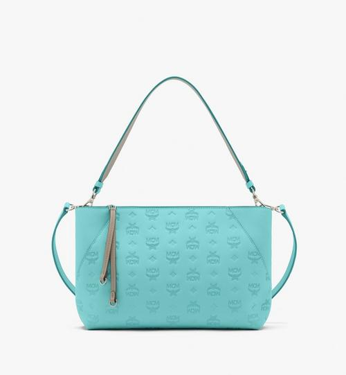 Klara Shoulder Bag in Monogram Leather