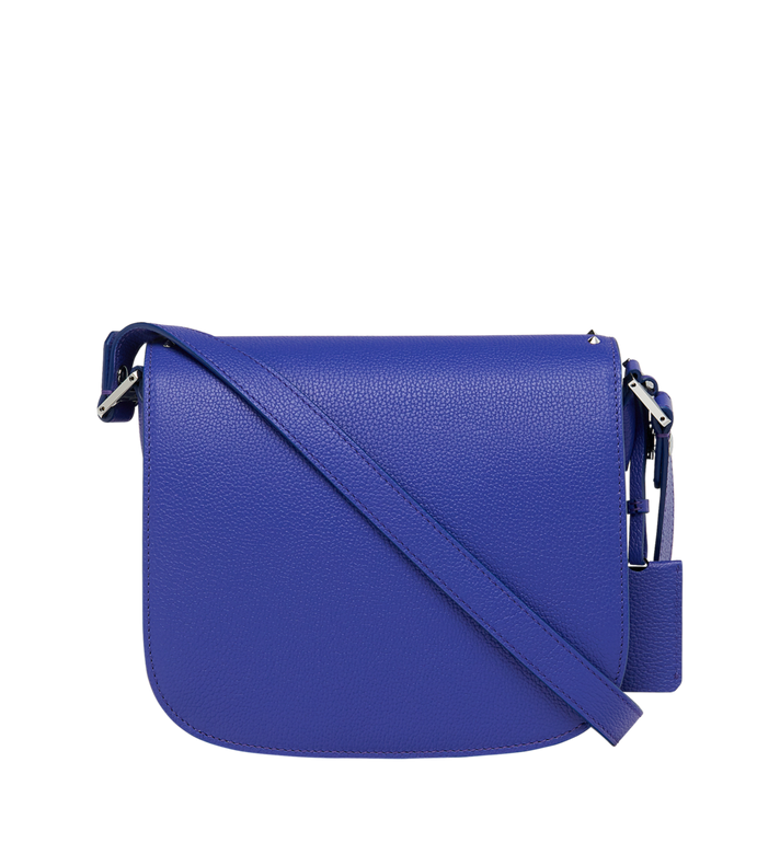 MCM Patricia Shoulder Bag in Studded Outline Leather Alternate View 4