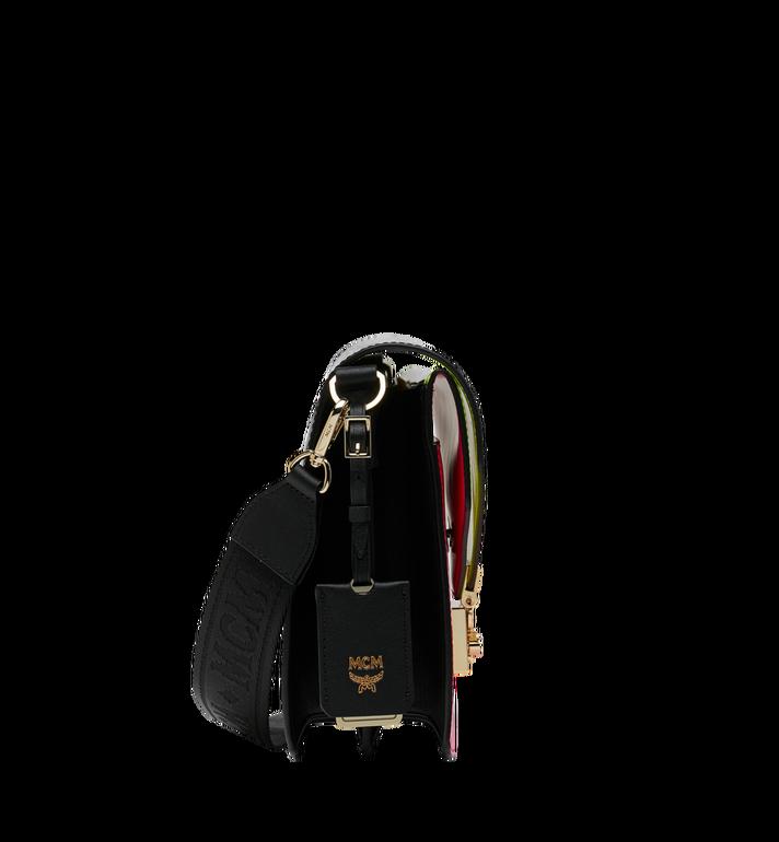 MCM Patricia Shoulder Bag in Monogram Patent Leather Alternate View 3