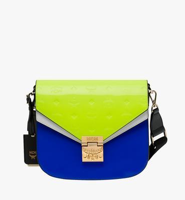 Patricia Shoulder Bag in Monogram Patent Leather dc4443de56