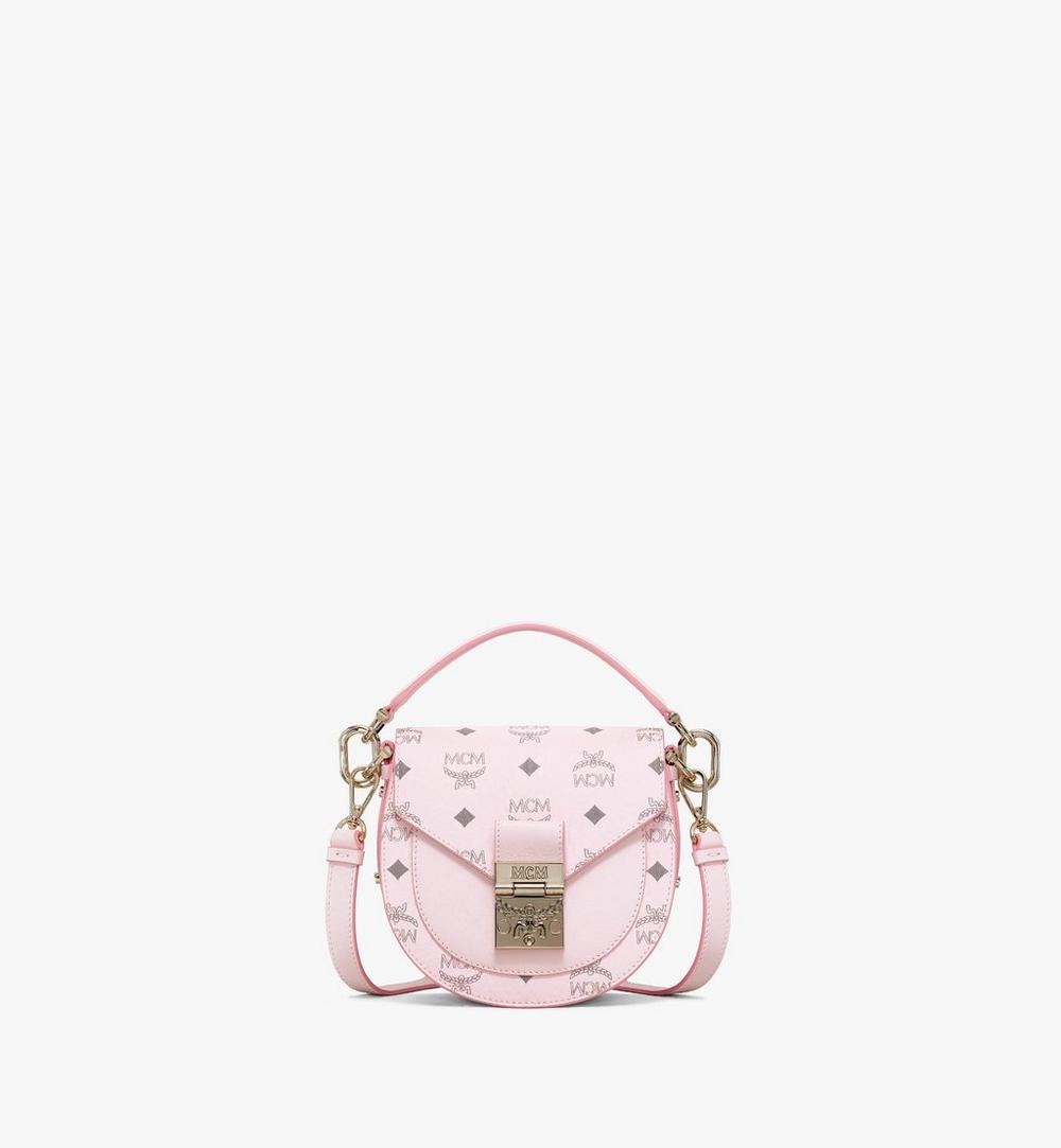 Patricia Shoulder Bag in Visetos 1