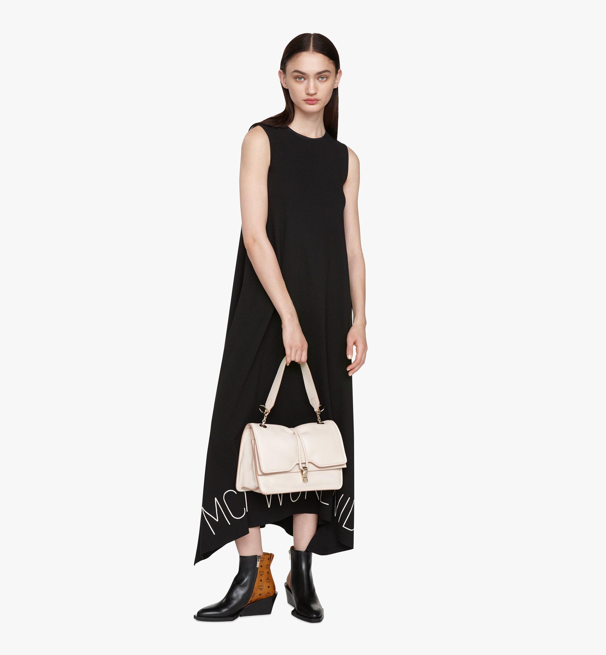 MCM Candy Shoulder Bag in Nappa Leather Beige MWSASCY04IH001 Alternate View 2