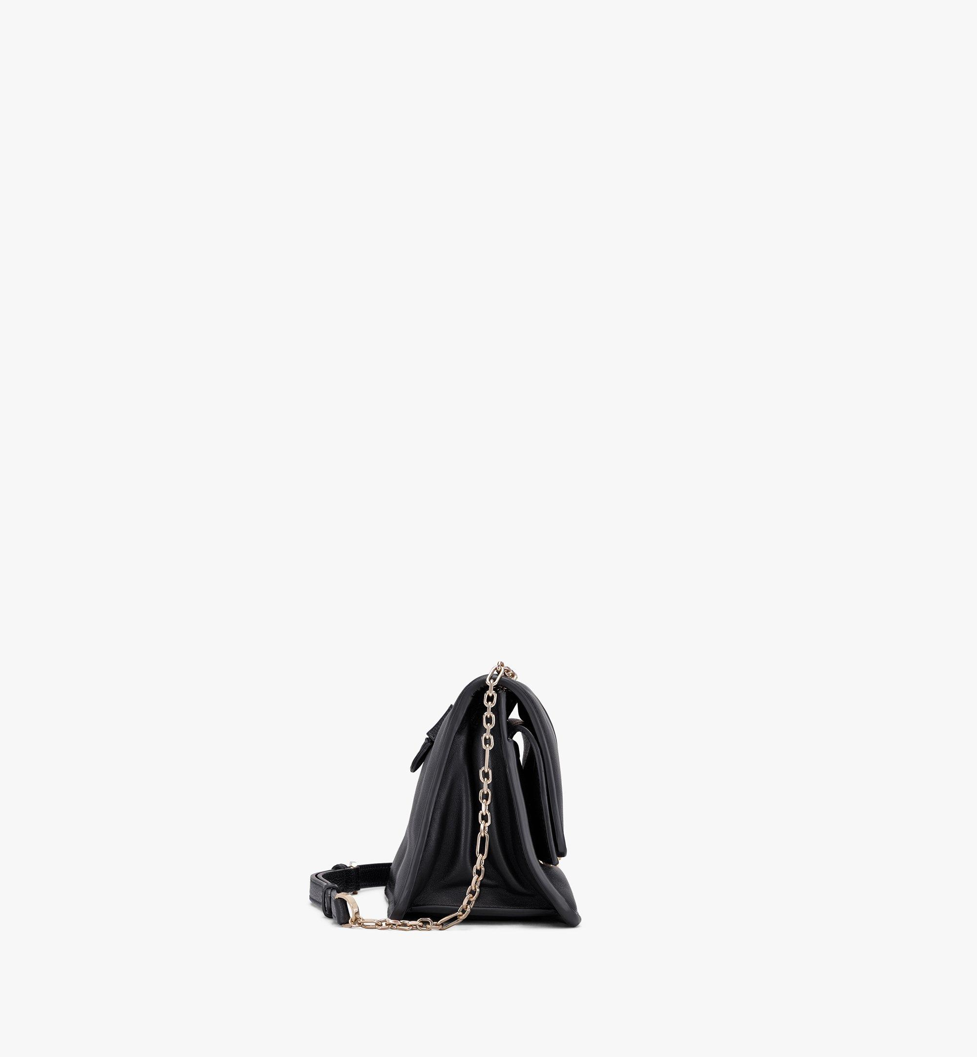 MCM Candy Shoulder Bag in Nappa Leather Black MWSASCY05BK001 Alternate View 2