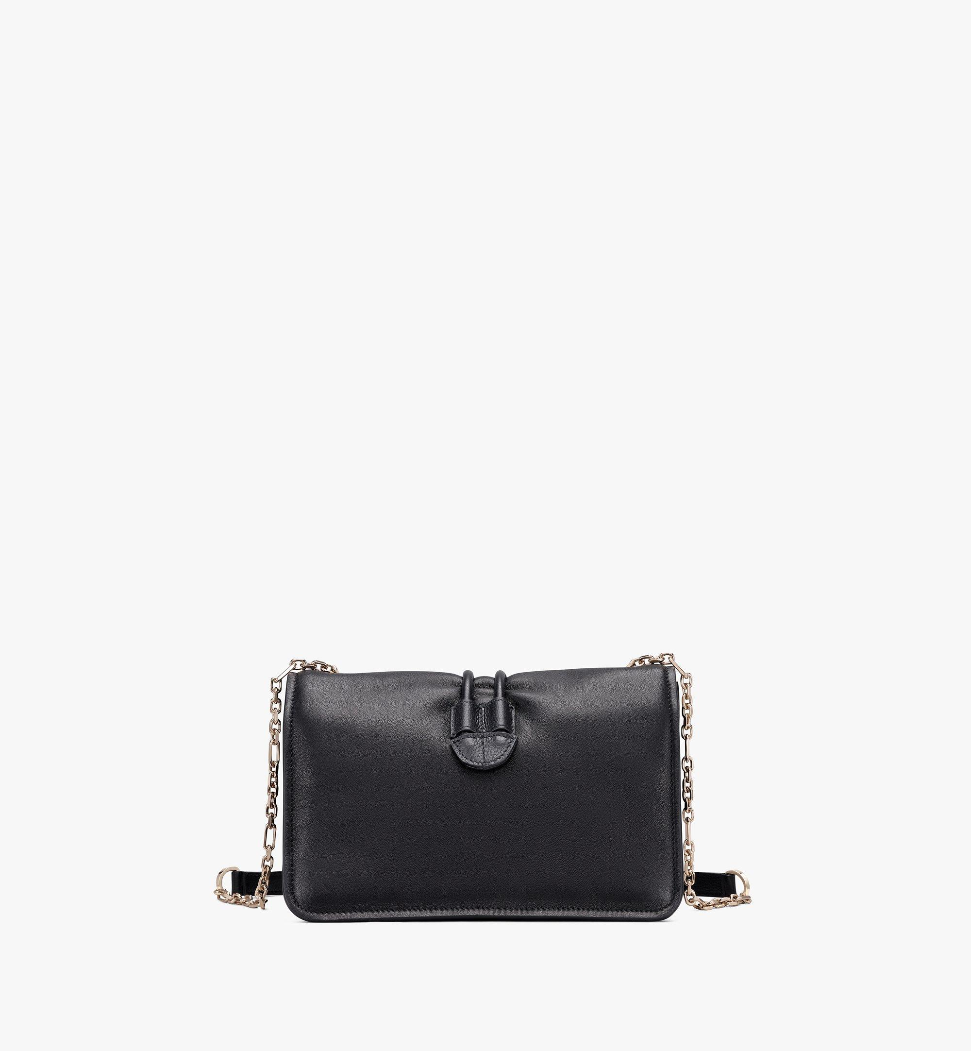 MCM Candy Shoulder Bag in Nappa Leather Black MWSASCY05BK001 Alternate View 3