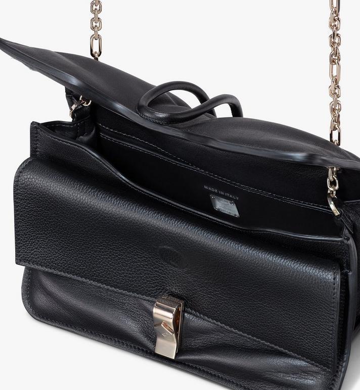MCM Candy Shoulder Bag in Nappa Leather Black MWSASCY05BK001 Alternate View 4