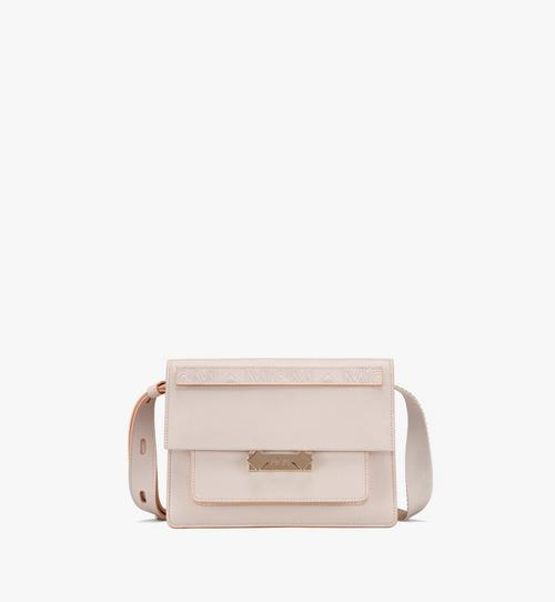 Milano Shoulder Bag in Goatskin Leather