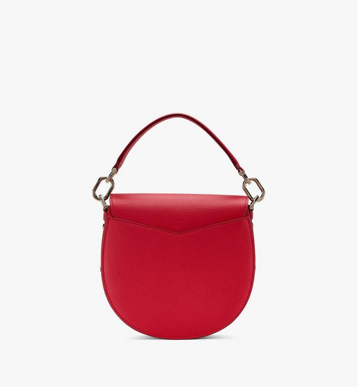 MCM Patricia Shoulder Bag in Color Block Leather Red MWSASPA05R4001 Alternate View 3
