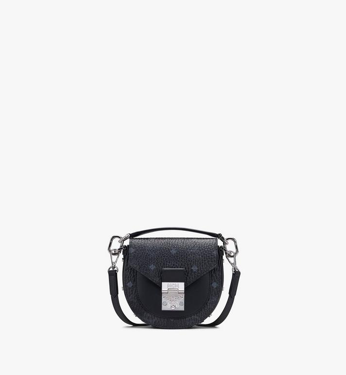 MCM Patricia Mini Shoulder Bag in Visetos Alternate View