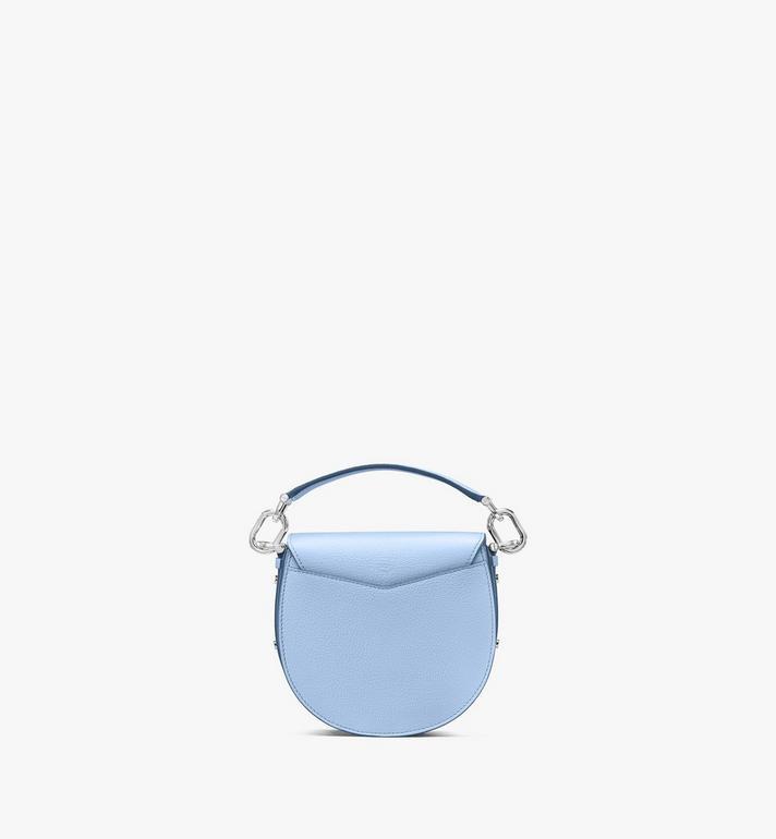 MCM Patrica Shoulder Bag in Color Block Visetos Blue MWSASPA13H2001 Alternate View 3