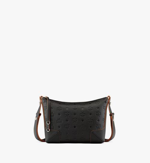 Klara Shoulder Bag in Monogram Leather