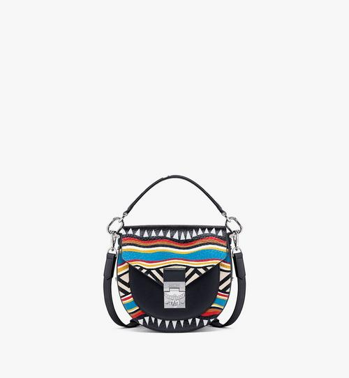 Upcycling Project Patricia Shoulder Bag in Marquage Visetos