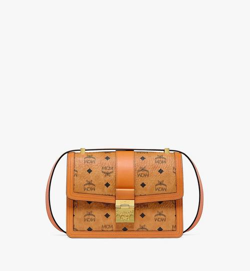 Tracy Shoulder Bag in Visetos
