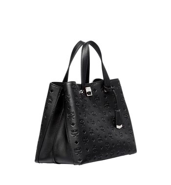 MCM Essential Tote in Monogram Leather Alternate View 2