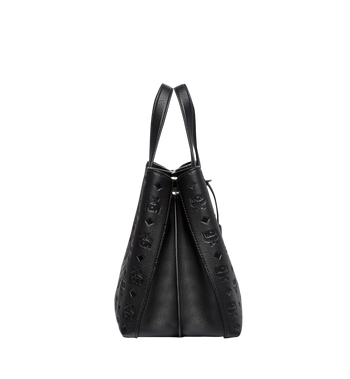 MCM Essential Tote in Monogram Leather Alternate View 3
