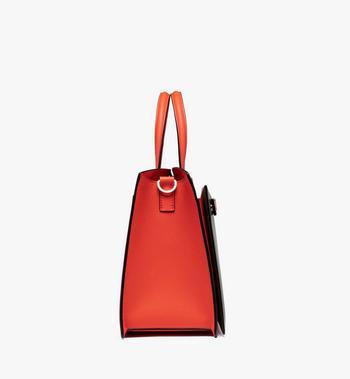MCM Milano Tote Bag in Calfskin Leather Alternate View 2