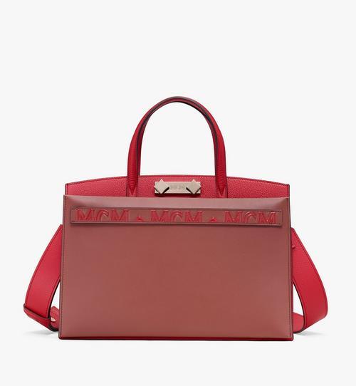 Milano Tote Bag in Calfskin Leather