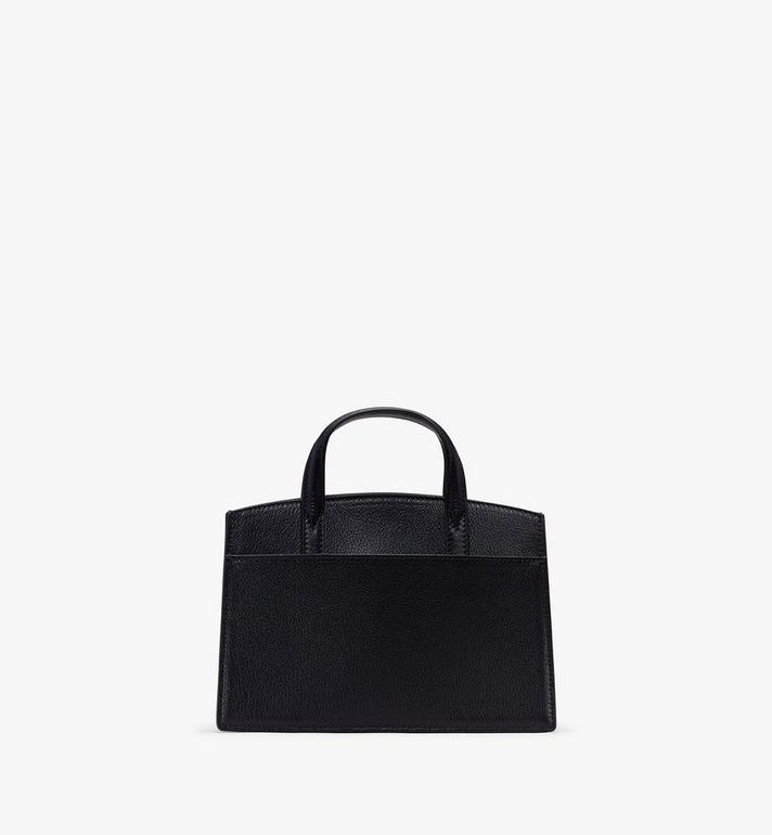 MCM 밀라노 미니 토트 Black MWT9ADA16BK001 Alternate View 3