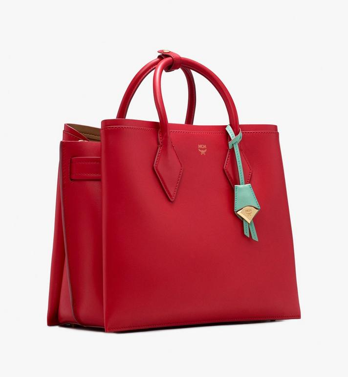 MCM Neo Milla Tote in Spanish Leather Alternate View 2