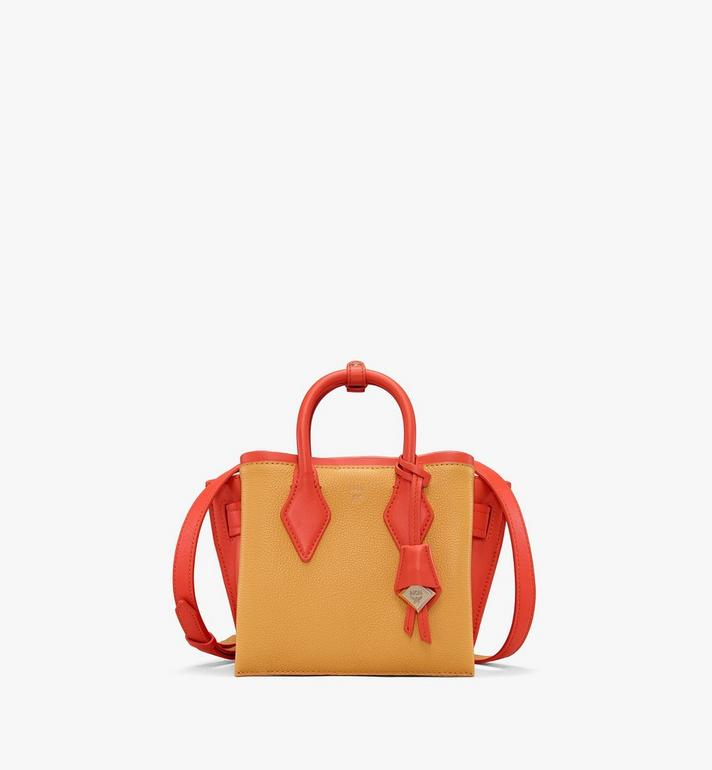 MCM Mini Neo Milla Tote in Park Ave Leather Alternate View