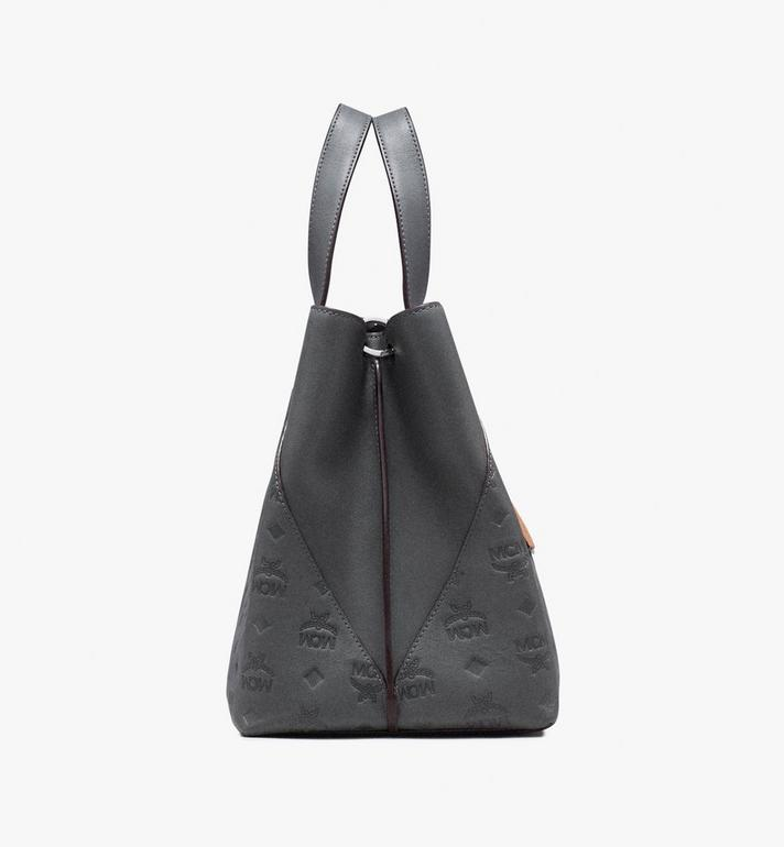MCM Essential Tote Bag in Monogram Leather Alternate View 2