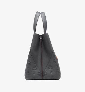 MCM Essential Tote Bag in Monogram Leather Alternate View 2