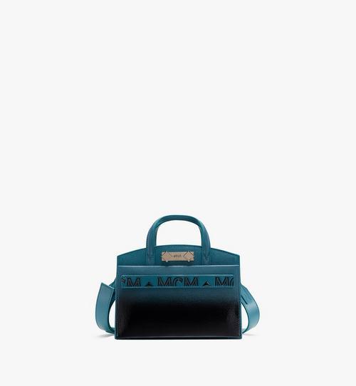 〈ミラノ〉トートバッグ - グラデーション パテントレザー