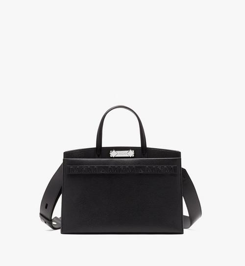 Milano Tote Bag in Goatskin Leather