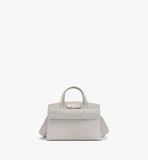 Milano Mini Tote Bag in Goatskin Leather