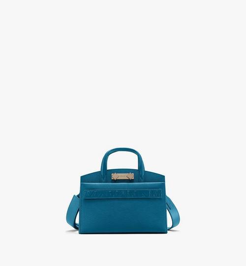 Milano Mini Tote Bag in Goatskin Leather
