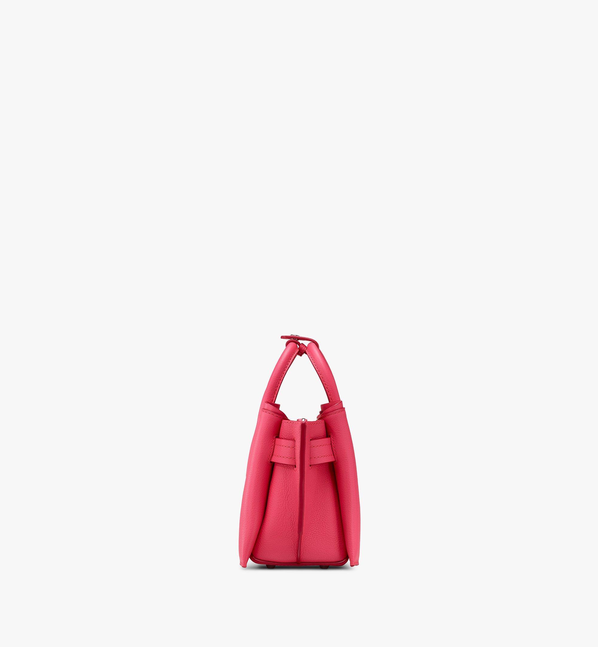 MCM Park Avenue 皮革迷你 Milla 托特包 Pink MWTASMA04QE001 更多視圖 1