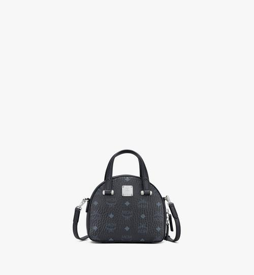 Mini Essential Half Moon Tote in Visetos Original