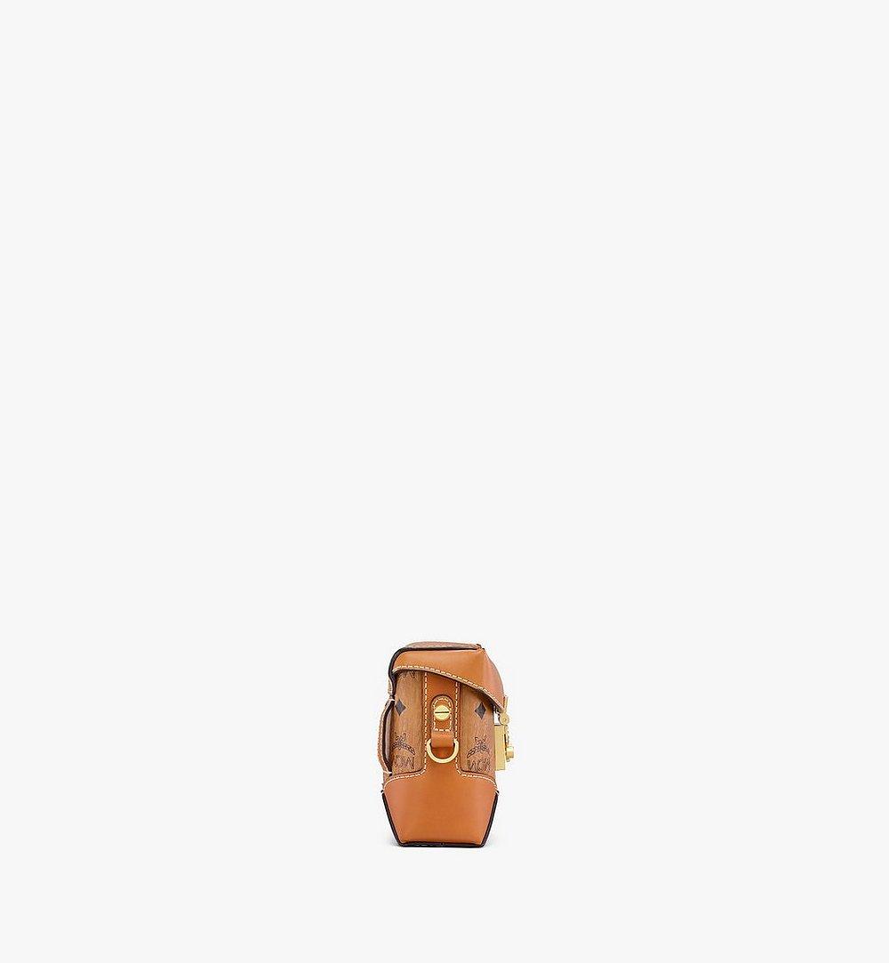 MCM Soft Berlin Belt Bag in Visetos Cognac MWZ8ABF13CO001 Alternate View 1