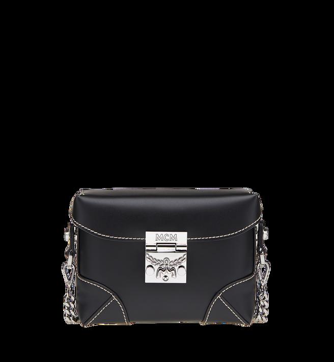 MCM Soft Berlin Belt Bag in Vachetta Leather Alternate View