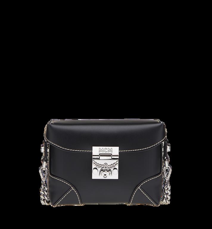 MCM Soft Berlin Belt Bag in Vachetta Leather MWZ8ABF23BK001 AlternateView