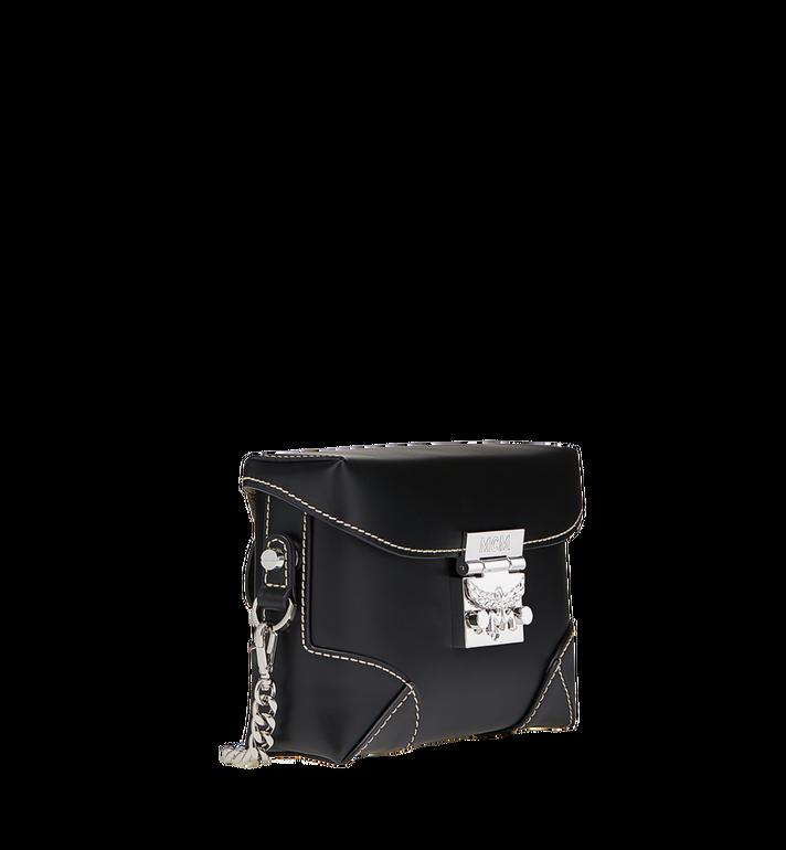 MCM Soft Berlin Belt Bag in Vachetta Leather MWZ8ABF23BK001 AlternateView2