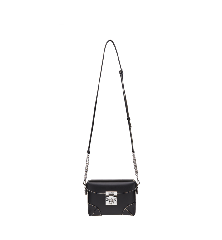 MCM Soft Berlin Belt Bag in Vachetta Leather MWZ8ABF23BK001 AlternateView7