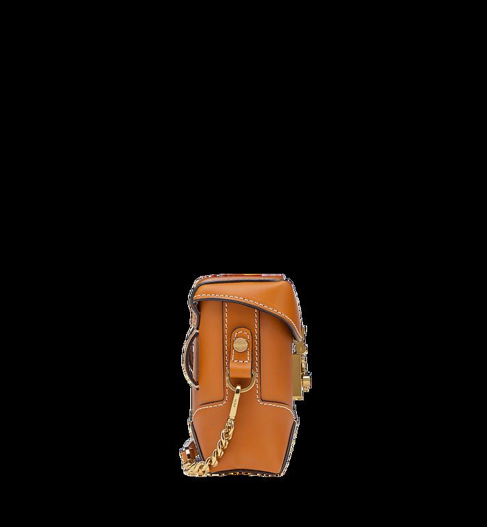 MCM Soft Berlin Belt Bag in Vachetta Leather MWZ8ABF23CO001 AlternateView3