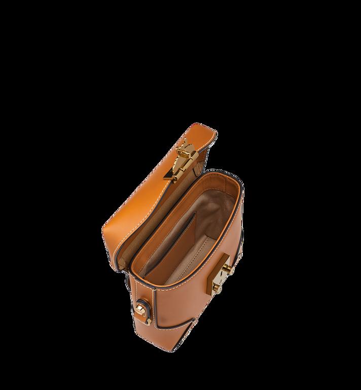 MCM Soft Berlin Belt Bag in Vachetta Leather MWZ8ABF23CO001 AlternateView6