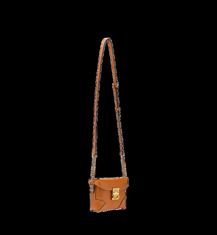 MCM Soft Berlin Belt Bag in Vachetta Leather MWZ8ABF23CO001 AlternateView8