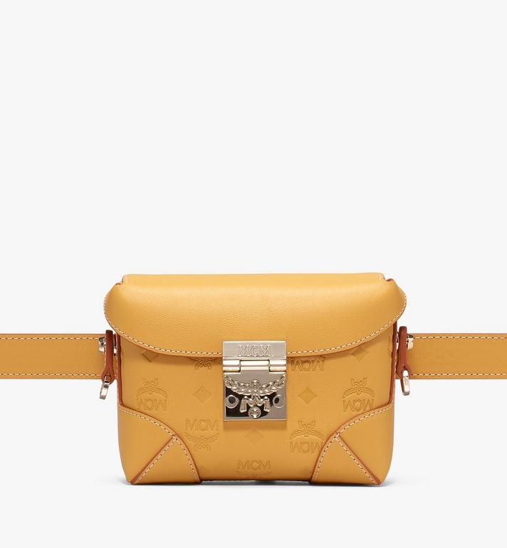 MCM Soft Berlin Belt Bag in Monogram Leather Alternate View
