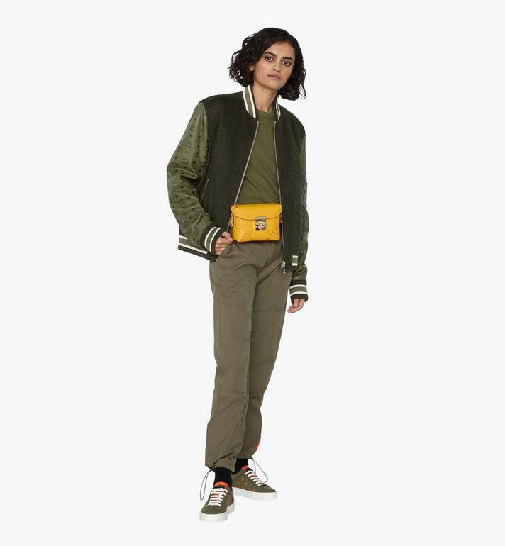 MCM Soft Berlin Belt Bag in Monogram Leather Alternate View 5