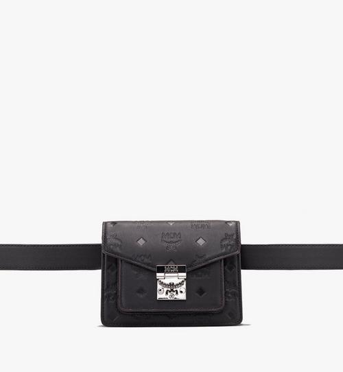 Patricia Belt Bag in Monogram Leather